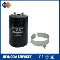 250V 10000UF Schraube Terminal Aluminium elektronischer Kondensator