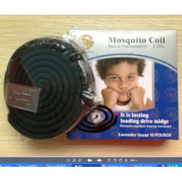 Doce Sonho Natural Mosquito Bobina Mosquito Sem Fumaça Bobina Natural Mosquito Bobina (FÁBRICA)