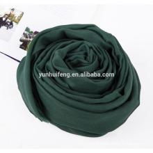 Haute qualité Cashmere.wool shawl.scarf couleur unie