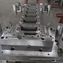 Diseño personalizado fabricante de moldes de estampado de metal, sellado de proceso de moldeo