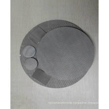 Filter Disc Used in Pharmaceutical, Chemical and Food Industry