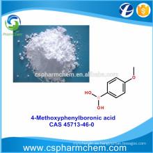 Ácido 4-metoxifenilborónico, CAS 45713-46-0, material OLED