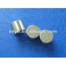 20 мм диаметр x 20 мм толщиной N40 Неодимовый магнит - 56 кг Тянуть (север)