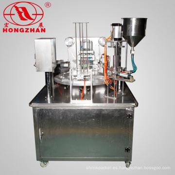 Kis900 tipo taza de llenado y sellado de la máquina de café cápsula