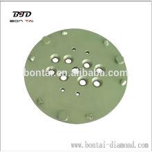 Disco abrasivo de diamante pcd de 250mm para rectificadora de piso