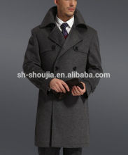 fashionable handsome mens jacket long wool coat hot sale powerful high quality custom made fashion jackets mens coat