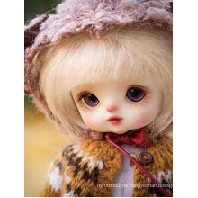 BJD JiuJiu 19cm Jointed Doll nur zur Anzeige