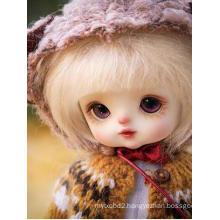 BJD JiuJiu 19cm Jointed Doll for display only