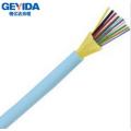 Cable de fibra óptica de Om3 de distribución interior de 12 núcleos