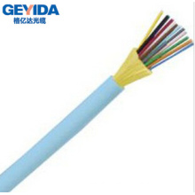 12 Core Indoor Distribution Om3 Optical Fiber Cable