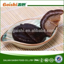 Korean flavour health snack food frozen seasoned shiitake slices for recipes