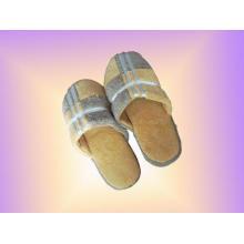Zapatillas de interior, nuevo pantuflas de interior suave para damas
