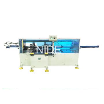 Horizontal Type Pump Motor Stator Automatic Coils Forming Machine