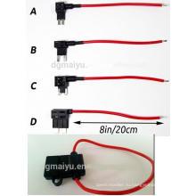 Добавить цепи предохранитель нажмите Копилка вернуться Стандарт лезвие держатель предохранителя ато УВД 12 В 24 В