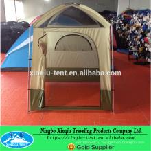 Волокна стекла полюс 2 человек открытый изменение палатка