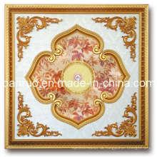Leichtgewichtige und leicht installierte künstlerische Deckenfliese für Home Decoration (BR1212-S-026)