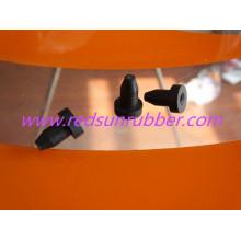 Отлитый в форму EPDM резиновый штепсельная Вилка