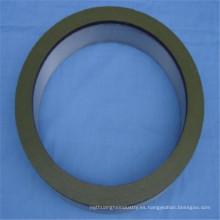 muela de diamante de enlace de resina de proveedor de oro para material magnético
