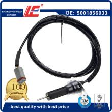 Capteur / indicateur / transducteur d'usure de frein 5001856033 pour camion Renault
