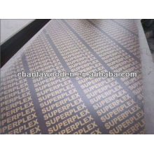 linyi cheap concrete film faced plywood shuttering plywood for formwork