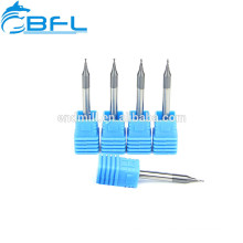 BFL Micro End Mill Carbide Metal Lathe Cutting Tools,Small Diameter Endmill