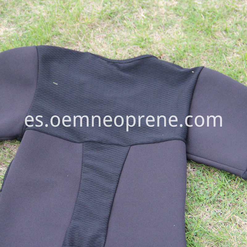 Neoprene Workout Shirt