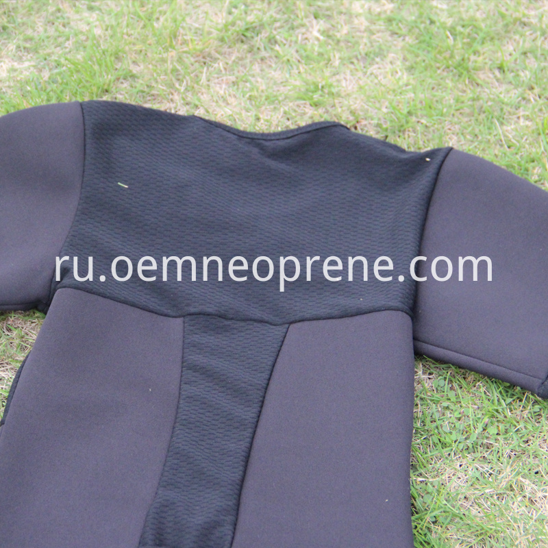 Neoprene slimming body shaper
