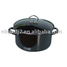 Promotional Enamel Cookware With Mirror Surface
