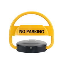 Waterproof Remote Control Automatic Parking Lock Barrier Folding Parking Lock, automatic parking lock/