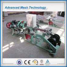 China manufacturer single wire barbed wire machine for sale