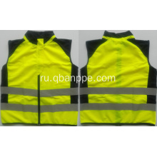 Security vest EN1150 Certificate running vest