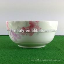 Cuenco de cerámica al por mayor