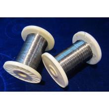 Fil de chauffage au nickel pur nichrome nicr 2080 résistance nickel chrome