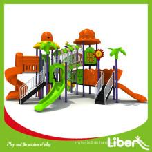 Hochwertige Tier Südafrika Outdoor Spielplatz Teile Spielplatz Ausrüstung für Vorschule verwendet