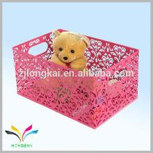 Made in China triangle em forma de armazenamento de brinquedos para crianças