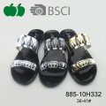Hot Sale Fashion New Style Ladies Pvc Slippers