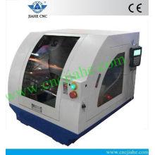 Grande machine à découper de commande numérique par ordinateur de la réduction JK-3030 pour le métal, machine de gravure de MINI