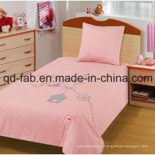 Juego de cama de algodón orgánico para niños