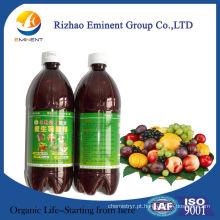 Fertilizante de irrigação de alta qualidade fertilizante orgânico de algas líquidas