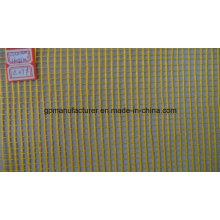 4X4 Yellow Color Fiberglass Mesh