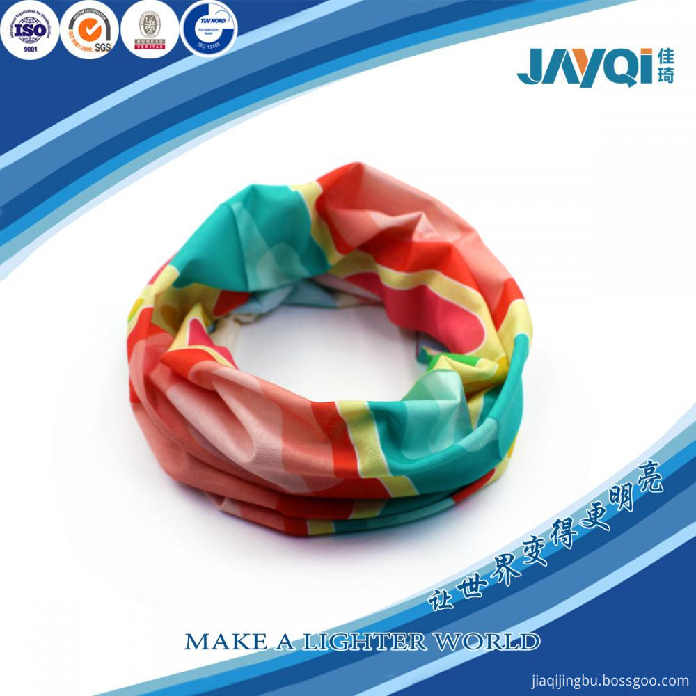 Multifunctional Seamless Polyester Tubular Bandana