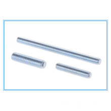 Barra da linha / parafuso do parafuso prisioneiro / haste chapeados zinco DIN976 / DIN975 Rod