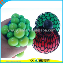 Hot Selling High Quality TPR LED Mesh Squish Ball