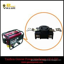2kw 2.5kw 2.8kw 3kw 4kw 5kw 6kw Generator American Socket Generator Receptacle (GGS-AS)