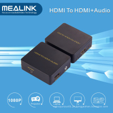 HDMI para HDMI + Audio Converter Adapter