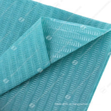 Alibaba China Supplier Disable Dental Bib / Patient Bib / Patient Towels