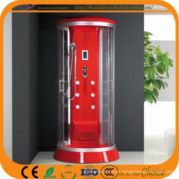 Quarto redondo de banho red redonda red redonda de luxo (ADL-867)