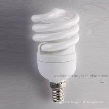 15W T2 lámpara espiral con CE ERP (serie Osram)