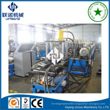 W section sigma purlin roll forming machine