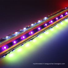 L'amusement a mené la lumière de barre de tube rgb 3d Pixel Stick Bumper Cars Light